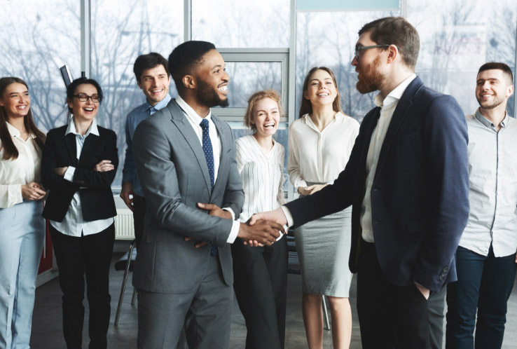 gain more job satisfaction